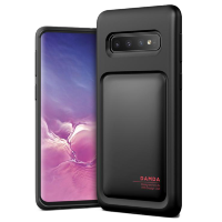 Чехол VRS Design Damda High Pro Shield для Galaxy S10 Matt Black