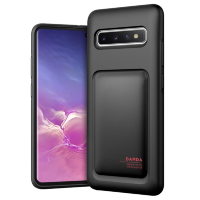 Чехол VRS Design Damda High Pro Shield для Galaxy S10 PLUS Matt Black